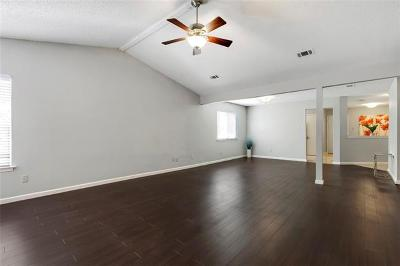 Travis County, Williamson County Single Family Home Pending - Taking Backups: 9733 Anderson Village Dr