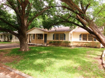Taylor Single Family Home Pending - Taking Backups: 1008 Wallace St