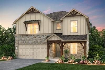 Georgetown TX Single Family Home For Sale: $264,470