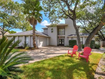 Austin Single Family Home For Sale: 7002 Anaqua Dr