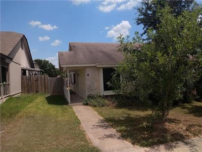 Austin Rental For Rent: 12327 Alderbrook Dr #B