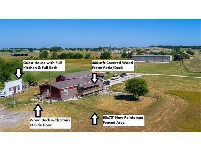 Georgetown Farm For Sale: 3100-A Fm 972