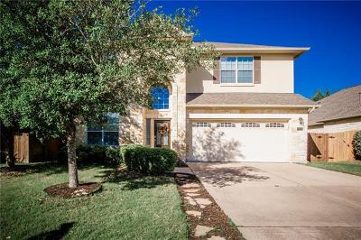 Austin Single Family Home For Sale: 7909 Wisteria Valley Dr
