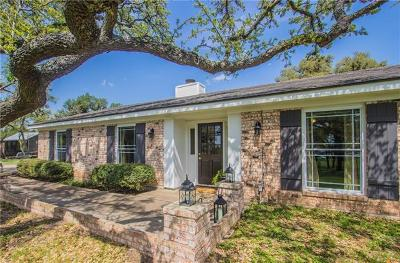 Dripping Springs Single Family Home Pending - Taking Backups: 301 Post Oak Dr