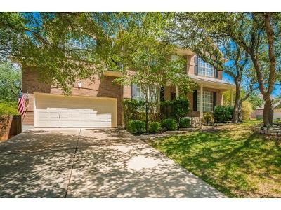 Travis County Single Family Home For Sale: 3309 Oxsheer Dr