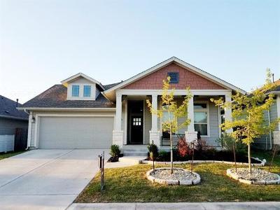 Buda Single Family Home For Sale: 243 Bridgestone Way