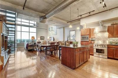 Austin City Lofts Amd Condo/Townhouse Pending - Taking Backups: 800 W 5th St #1106