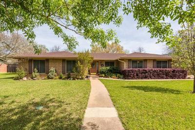 Austin Single Family Home For Sale: 5302 Branding Chase St