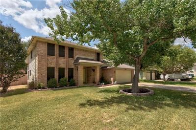 Cedar Park Single Family Home Pending - Taking Backups: 409 Cedar Mound Pass