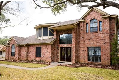 Hays County, Travis County, Williamson County Single Family Home For Sale: 10712 Shackelford Dr