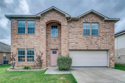 Hutto Single Family Home Pending - Taking Backups: 239 Kerley Dr