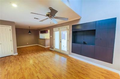 Austin Condo/Townhouse For Sale: 7635 Guadalupe St #502