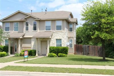 Pflugerville Multi Family Home Pending - Taking Backups: 13913 Harris Ridge Blvd