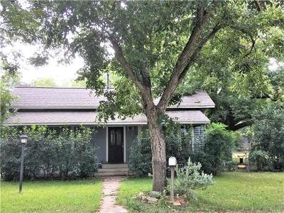 Smithville Single Family Home For Sale: 303 San Jacinto St