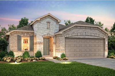Buda Single Family Home For Sale: 451 Martha Dr