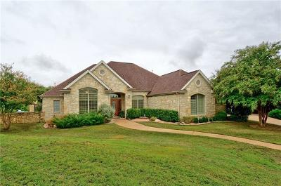 Dripping Springs Single Family Home For Sale: 326 Leafdale Trl