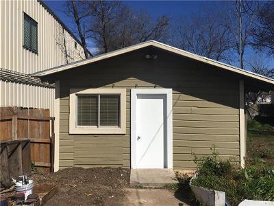 Austin Rental For Rent: 1708 Fortview Rd #c