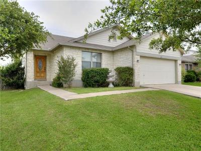 Round Rock Single Family Home Coming Soon: 1735 Amistad Way