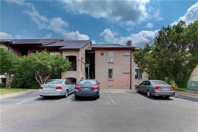 Austin Condo/Townhouse For Sale: 6000 Shepherd Mountain Cv #513