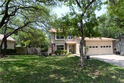 Cedar Park Single Family Home For Sale: 1415 Mulberry Way