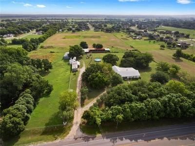 Martindale Single Family Home For Sale: 18700 San Marcos Hwy