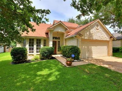 Leander Single Family Home For Sale: 1842 Greening Way