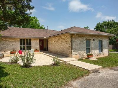 Austin TX Single Family Home For Sale: $929,900