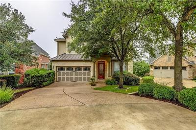 Austin Single Family Home Pending - Taking Backups: 10828 Enclave Vista Cv