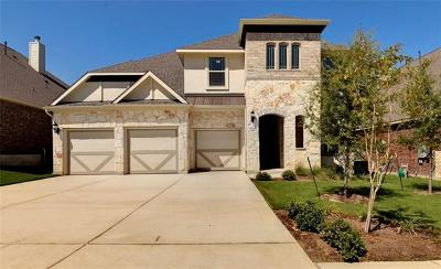 Leander Single Family Home For Sale: 825 Richardson Ln
