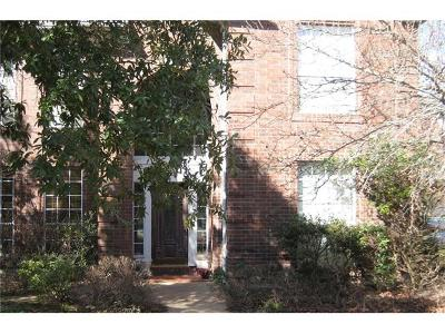 Single Family Home For Sale: 5304 Eagle Trace Trl