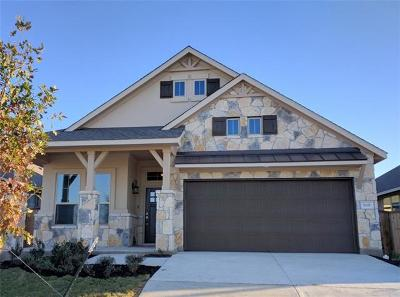 Georgetown Single Family Home For Sale: 5101 Pearl Crescent Ln