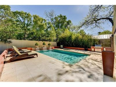 Austin Single Family Home For Sale: 1626 Northumberland