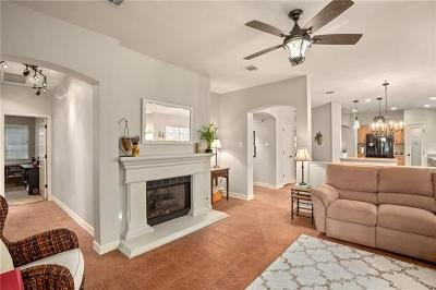 Cedar Park Single Family Home Pending - Taking Backups: 516 Paso Fino Trl