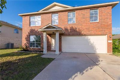 Leander Single Family Home Pending - Taking Backups: 912 Remington Dr