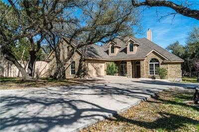 Dripping Springs Single Family Home For Sale: 10305 Lake Beach Dr