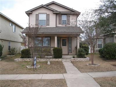 Pflugerville Single Family Home Pending - Taking Backups: 712 Craters Of The Moon Blvd