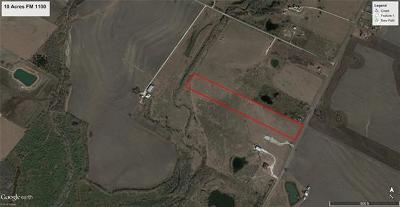 Manor Residential Lots & Land For Sale: 14034 F M Road 1100