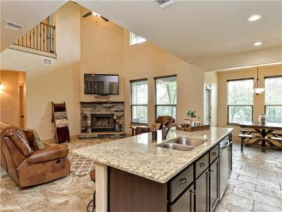 Dripping Springs Single Family Home For Sale: 17519 Panorama Dr