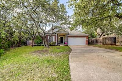 Cedar Park Single Family Home For Sale: 805 Savanna Ln