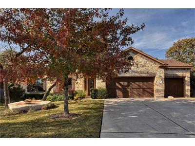 Austin Single Family Home For Sale: 11109 Christensen Cv