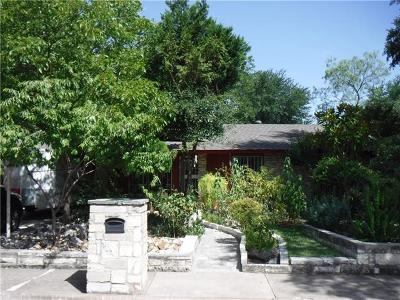 Travis County Single Family Home For Sale: 6811 Langston Dr