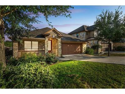 Austin Single Family Home Pending - Taking Backups: 109 Tierra Grande Ct