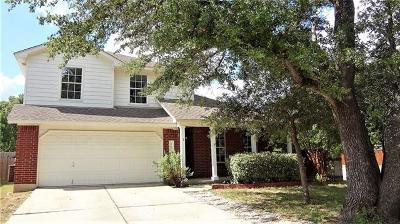 Leander Single Family Home For Sale: 207 Presidio Dr