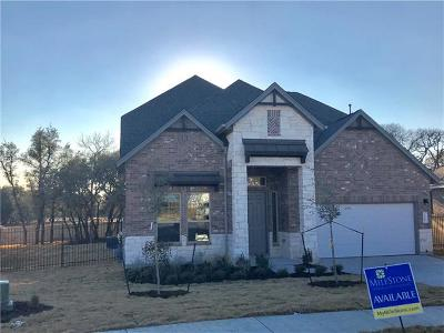 Leander Single Family Home For Sale: 101 Redtail Ln