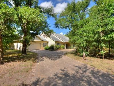 Manor Single Family Home For Sale: 14601 Us Highway 290 #B
