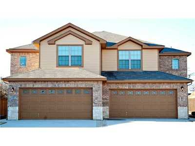 Hutto Multi Family Home Pending - Taking Backups: 1524 Muirfield Bend Dr