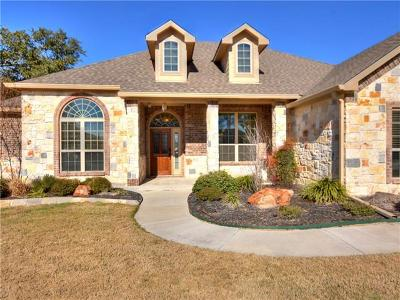 Belton Single Family Home For Sale: 52 Richland Dr