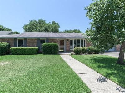 Austin Single Family Home For Sale: 2611 Richcreek Rd