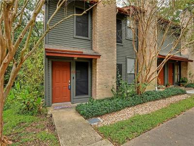 Travis County Condo/Townhouse For Sale: 3815 Manchaca Rd #34