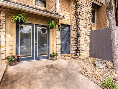Travis County Condo/Townhouse Pending - Taking Backups: 3627 Manchaca Rd #101